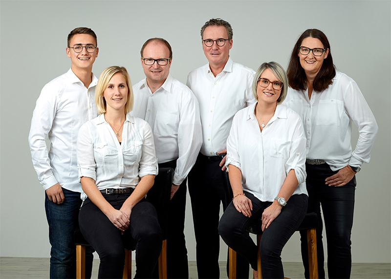 Das Optik Mayer Team